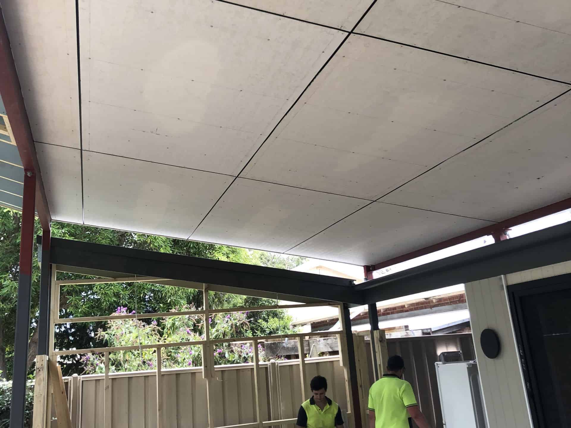 Classic Ceilings - Ceiling Installation