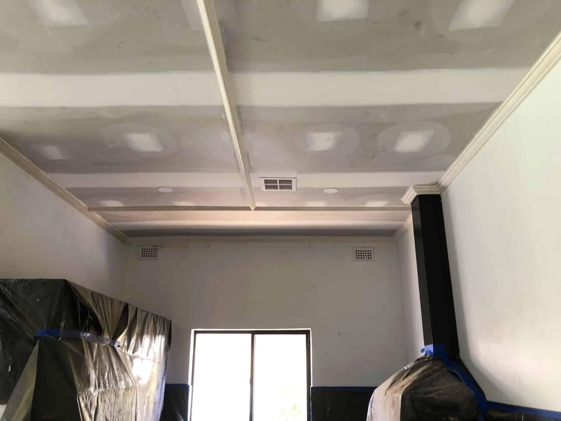 Image of ceiling repair by Classic Ceilings